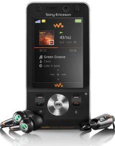 Sony-Ericsson W910