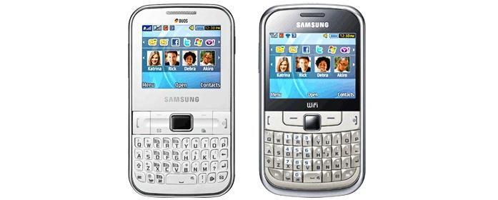 Como desbloquear el Samsung Chat 335