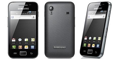 Como desbloquear el Samsung Galaxy Ace 5830