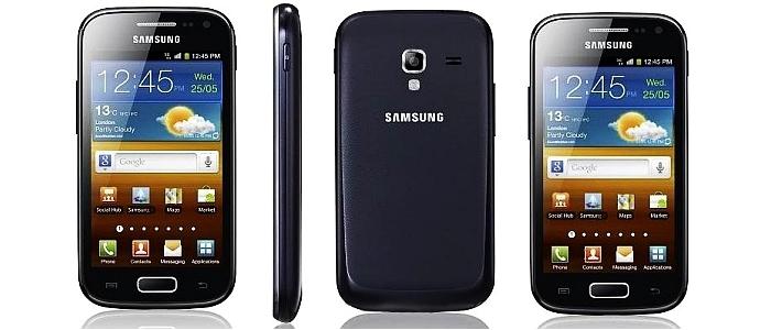 Como desbloquear el Samsung Galaxy Pocket S5300