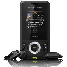 Sony-Ericsson W205