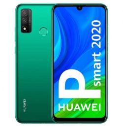 Quite el bloqueo de sim con el código del teléfono Huawei P smart 2020