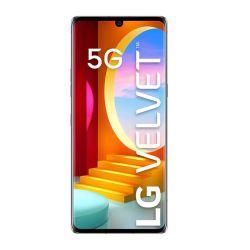 Quite el bloqueo de sim con el código del teléfono LG Velvet 5G