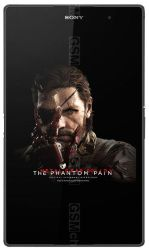 Quite el bloqueo de sim con el código del teléfono Sony Xperia Z3 Tablet Compact MGS