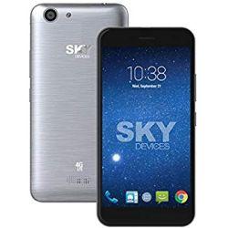 Quite el bloqueo de sim con el código del teléfono Sky 5.0lt