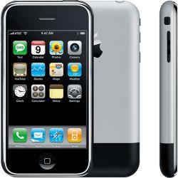 Quite el bloqueo de sim con el código del teléfono iPhone 2G