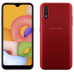 Quite el bloqueo de sim con el código del teléfono Samsung Galaxy A01