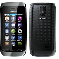 Quite el bloqueo de sim con el código del teléfono Nokia Asha 308
