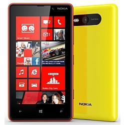 Quite el bloqueo de sim con el código del teléfono Nokia Lumia 820