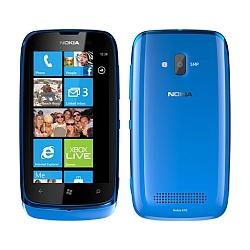 Quite el bloqueo de sim con el código del teléfono Nokia Lumia 610 NFC