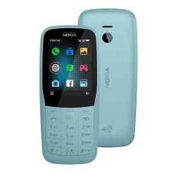 Quite el bloqueo de sim con el código del teléfono Nokia 220 4G