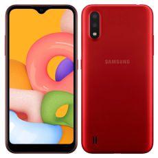 Quite el bloqueo de sim con el código del teléfono Samsung Galaxy M01