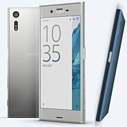 Quite el bloqueo de sim con el código del teléfono Sony Xperia XZ