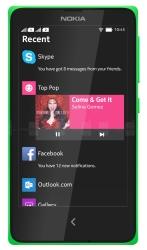Quite el bloqueo de sim con el código del teléfono Nokia X
