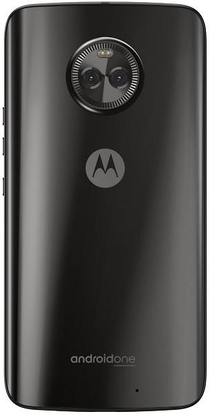 Moto X4 versión de Android One oficialmente