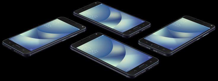 Lanzamiento de smartphone Asus ZenFone 4