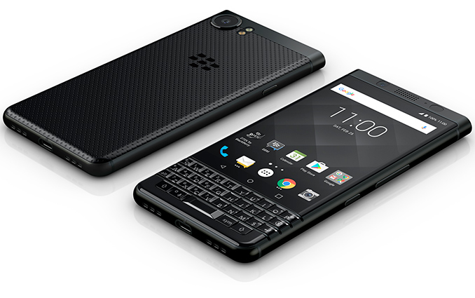 Blackberry Keyone - vuelta al teclado?