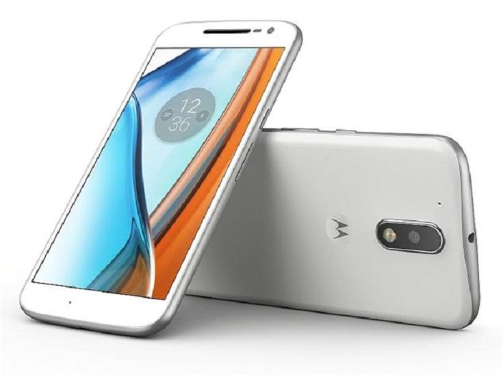 Moto G4 sin embargo sin la actualización de Android