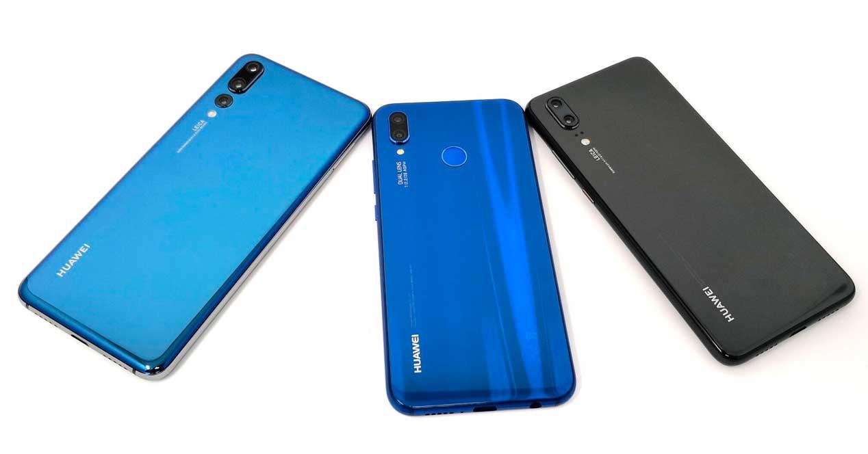Huawei con 5G en el próximo año?