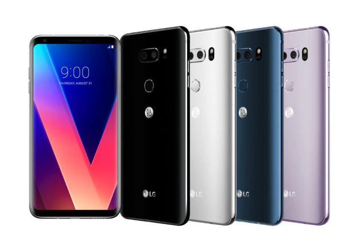 El LG V30 está a punto de conquistar el mundo