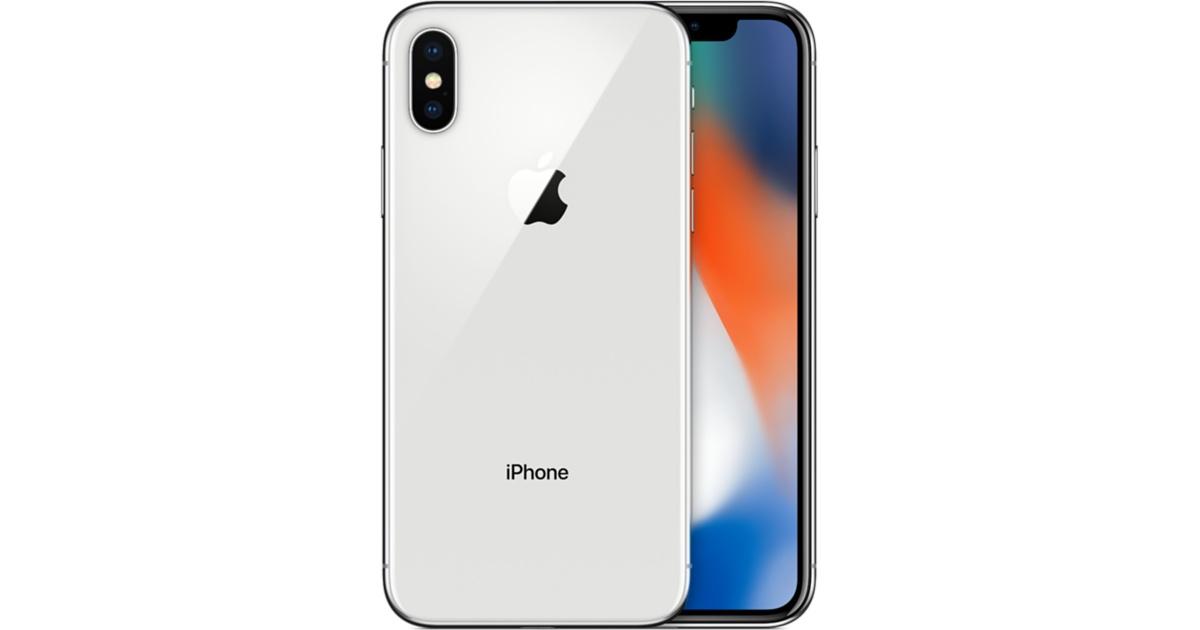 Imitación de iPhone X por menos de 300 dólares.