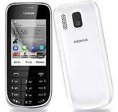 Quite el bloqueo de sim con el código del teléfono Nokia Asha 203