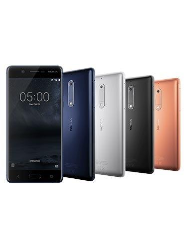 Siguiente Nokia recibe Android Oreo.