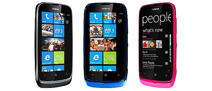 Como desbloquear el Nokia Lumia 610