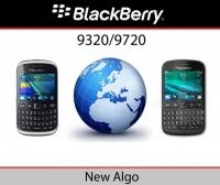 Liberar Blackberry 9320 9720 New Algo por el número IMEI
