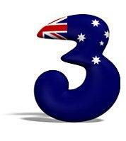Liberar Nokia por el número de la red 3 de Hutchison Australia