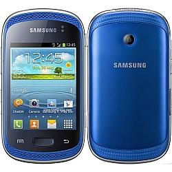 Quite el bloqueo de sim con el código del teléfono Samsung Galaxy Music Duos S6012