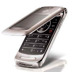 Quite el bloqueo de sim con el código del teléfono Motorola V8 SLVR