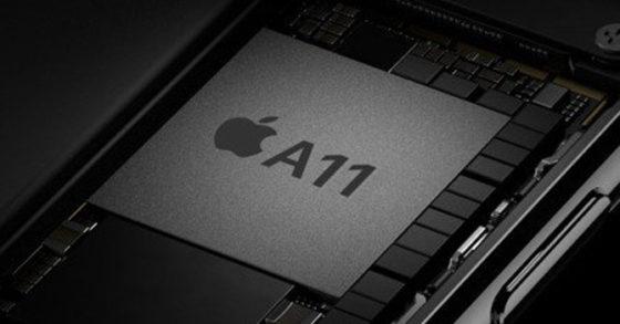 Empieza la producción del procesador Apple 12