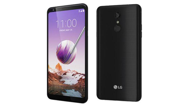 Lg Stylo 4 oficialmente en Estados Unidos