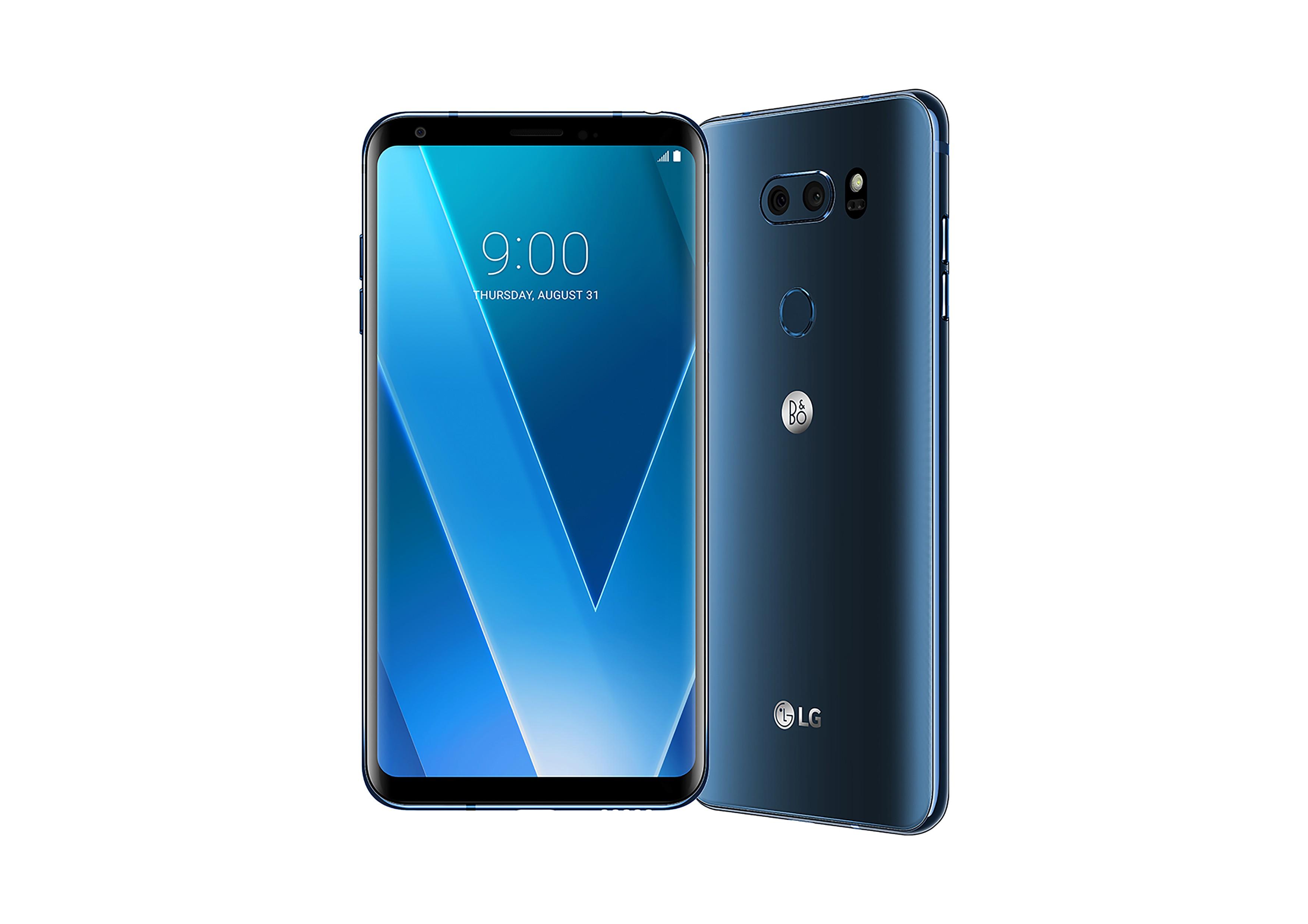 LG V30 digno rival de Galaxy S8?