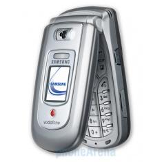 Quite el bloqueo de sim con el código del teléfono Samsung ZV30V