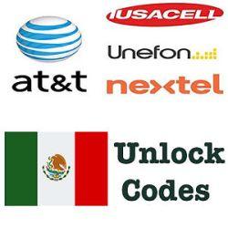 Liberar Huawei por el número IMEI de la red AT&T (Iusacell, Nextel, Unefon) México de forma permanente