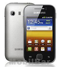 Quite el bloqueo de sim con el código del teléfono Samsung Galaxy Y S5363