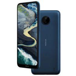 Quite el bloqueo de sim con el código del teléfono Nokia C20 Plus