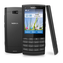 Quite el bloqueo de sim con el código del teléfono Nokia X3-02