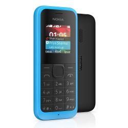 Quite el bloqueo de sim con el código del teléfono Nokia 105 Dual Sim