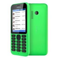 Quite el bloqueo de sim con el código del teléfono Nokia 215 Dual Sim