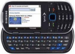 Quite el bloqueo de sim con el código del teléfono Samsung M750