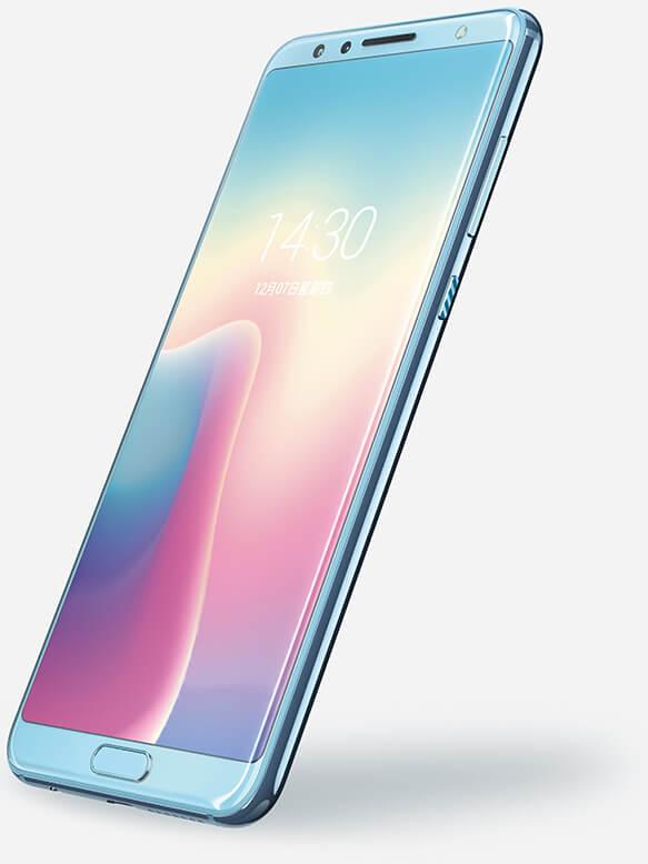 Huawei Nova 2S oficialmente presentado.