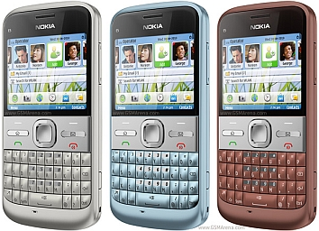 Como desbloquear el Nokia E5