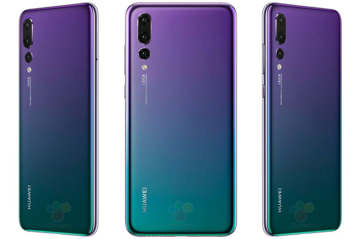 Huawei P20 Pro recibe una actualización interesante