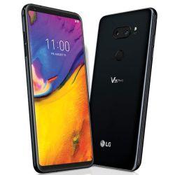 Quite el bloqueo de sim con el código del teléfono LG V35 ThinQ