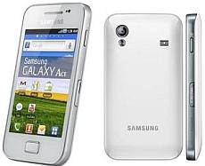 Quite el bloqueo de sim con el código del teléfono Samsung Galaxy Ace VE