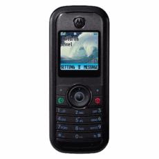 Quite el bloqueo de sim con el código del teléfono Motorola W205