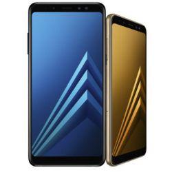 Quite el bloqueo de sim con el código del teléfono Samsung Galaxy A8+ (2018)